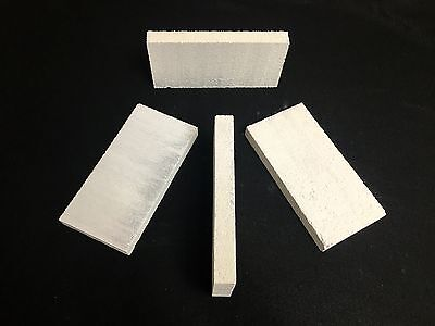 "K-26 Insulating Firebrick 9 x 4.5 x 1"" Morgan Thermal Ceramics Fire Brick 2600F"