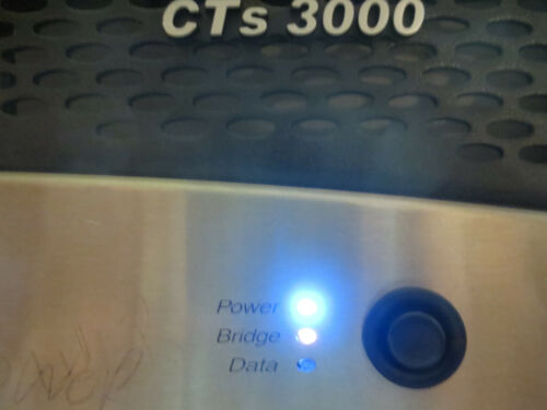 CROWN CTS 3000 AMPLIFIER