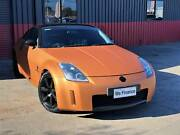 2003 Nissan 350Z Track  Z33 Manual Custom Two Tone Colour Welshpool Canning Area Preview