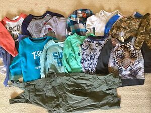 LOTS of quality boys clothing size 1-2 and sleeping bags Albany Creek Brisbane North East Preview
