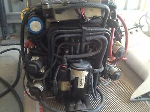 Ficht 115hp v4 outboard motor  powerhead. Salt Ash Port Stephens Area Preview