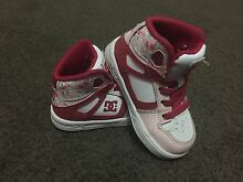 DC High Top Sneakers - Toddler Girls Grange Charles Sturt Area Preview