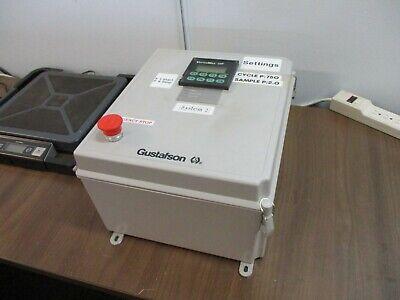 Ge Fanuc Versamax Enclosed Micro Controller Ic200uar014-bd 5vdc 240vac Used