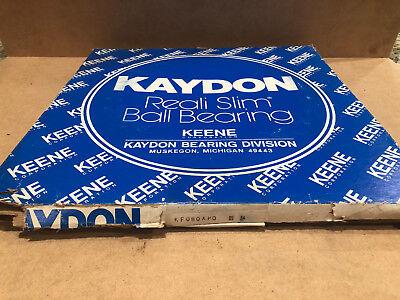 Kaydon Kf080xp0 Open Reali Slim Bearing Type X Four-point Contact