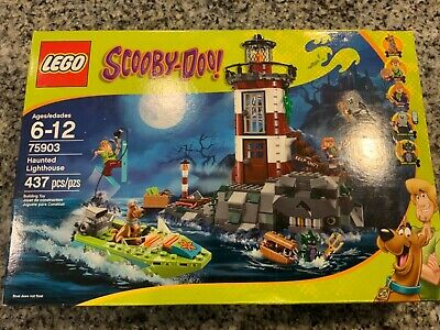 LEGO 75903 Scooby Doo HAUNTED LIGHTHOUSE Sealed NIB Retired FREE SHIPPING