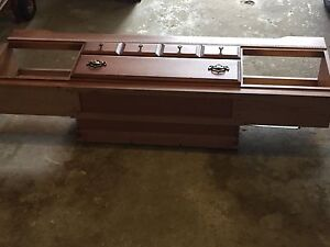 Single Bed Frame (Captains Bed)