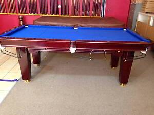 Billiards-R-Us, 7 ft Pool table Billiard table Woodville Park Charles Sturt Area Preview