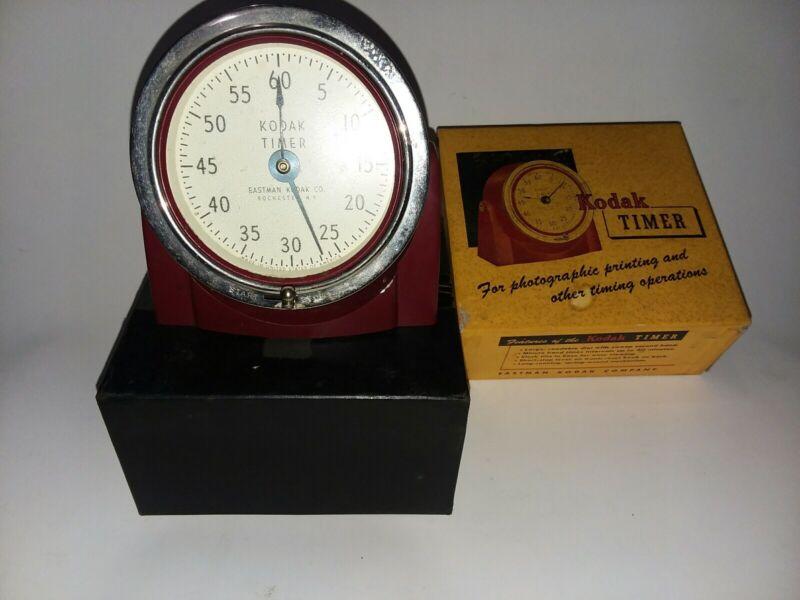 Vintage Kodak Timer *working*