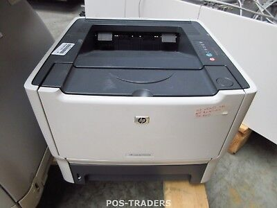 HP P2015D A4 Mono Laser Printer Drucker CB367A 26PPM USB - LIGHTS FLASHING