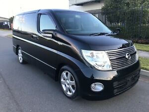 2008 Nissan Elgrand High Way Star Meadowbrook Logan Area Preview