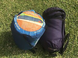 2 sleeping bags Balcatta Stirling Area Preview
