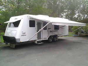Jayco Sterling 24 ft Capalaba Brisbane South East Preview