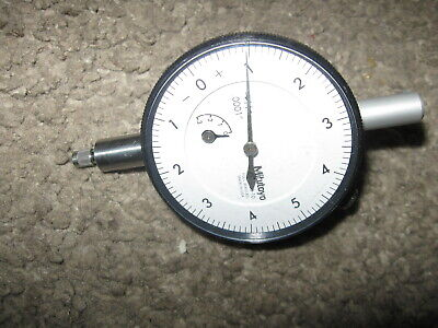 New Mitutoyo Snap Gauge 0-1 Range Dial Indicator .0001 - .025  2803-10