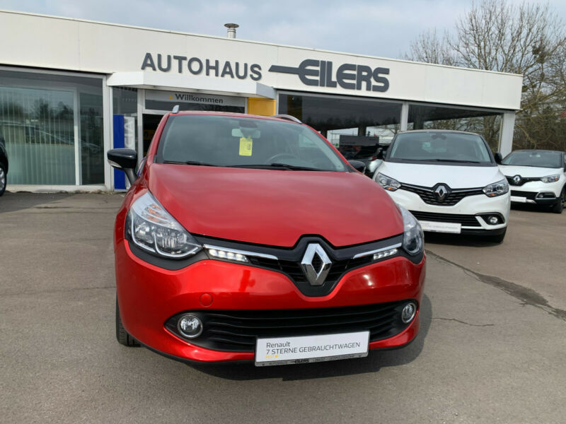 Renault Clio IV Grandtour Limited Deluxe