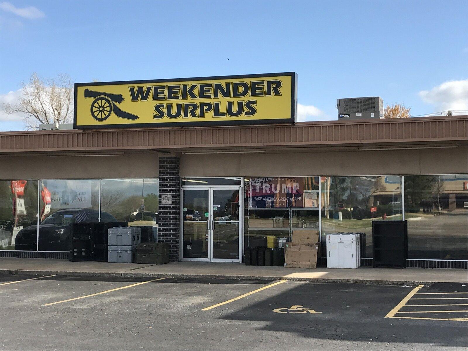 Weekender Surplus