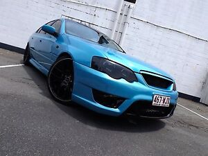 2004 Ford Falcon Sedan 450rwhp 6 speed manual big $$ spent Woolloongabba Brisbane South West Preview