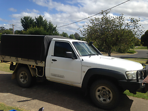 GU6 2008 Nissan Patrol Single Cab Ute Bairnsdale East Gippsland Preview