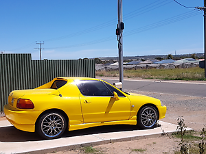 Honda crx convertable Murray Bridge Murray Bridge Area Preview