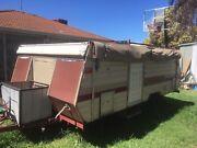 1988 Windsor Sunchaser Custom-made pop up caravan Waikiki Rockingham Area Preview