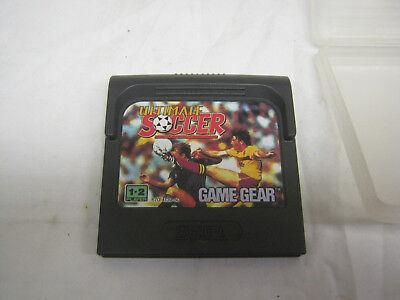 Ultimate Soccer - Sega Game Gear