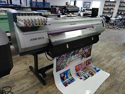 Mimaki Jv400-130lx Wideformat Printer