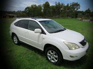 2003 Lexus RX330 Wagon Kingsford Eastern Suburbs Preview