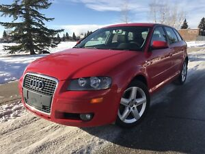 2008 Audi A3 Turbo Hatchback  $5950