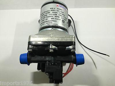 SHURflow Revolution RV Fresh Water Pump 12V  3.0 GPM  # 4008-101-A65   : NEW