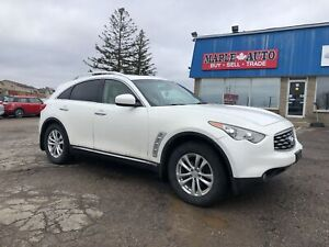 2010 Infiniti FX35 |LEATHER|MOONROOF|AWD