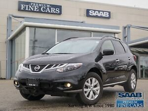 2014 Nissan Murano SL ONE OWNER Accident Free/Dual Sunroofs
