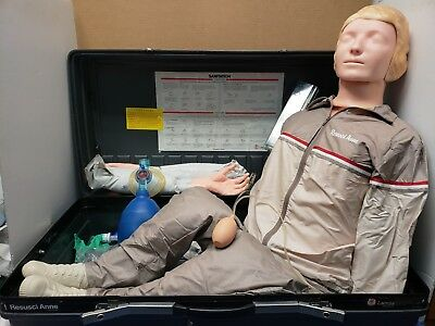 Laerdal Resusci Anne Training Manikin Skill Trainer Emtcpr Training In The Box