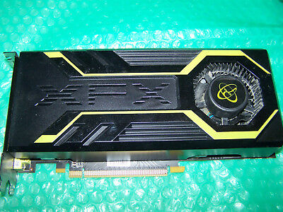 XFX GeForce GTS 250 - Core Edition - 1 GB Dual DVI PCIe graphics card  comprar usado  Enviando para Brazil