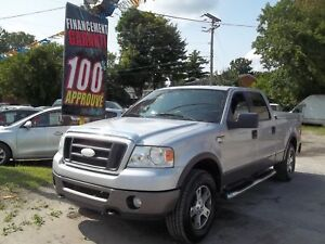 2006 Ford F 150 FX4
