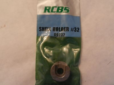 RCBS Shell Holder #32, 32;  7.62x39, 6mm PPC;  09232