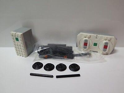 LEGO TRAINS SET MOTOR HUB REMOTE CONTROL POWERED UP 88011 88009 88010 60197