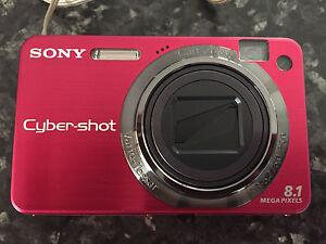 Sony Cyber-shot 8.1mega pixels digital camera Beechboro Swan Area Preview