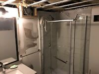 Drywall Removal, re-insulate, re-Drywall, mud/tape