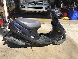 Honda scooter Dio 50cc
