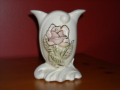 American Bisque Vase
