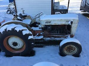 Tractor for sale or trade for portable welder