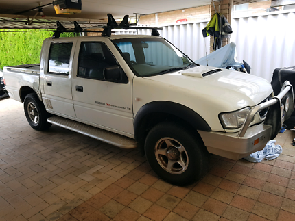 Holden rodeo 2001
