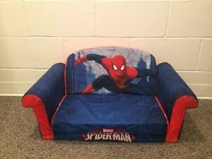 Spider-Man Couch