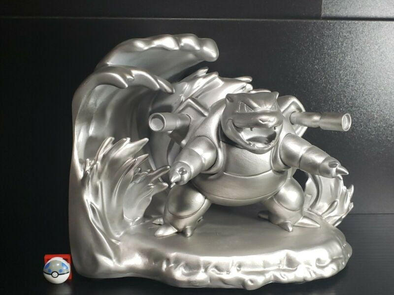 Blastoise Kanto Final Evolution Bookend IN HAND FAST FREE SHIPPING