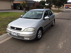 2002 Holden Astra automatic Craigieburn Hume Area Preview