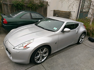 Nissan 370z 2011 Silver Manual Essendon Moonee Valley Preview