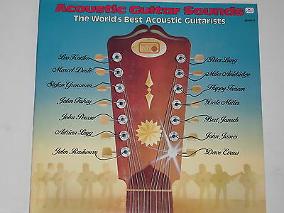 ACOUSTIC GUITAR SOUNDS - THE WORLD'S BEST ACOUSTIC GUITARISTS