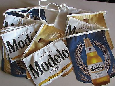 NEW Modelo Especial Cerveza Beer Bottle String Banner Sign Negra Import Bar T=34