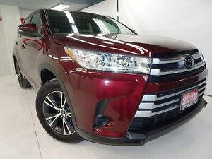 2018 Toyota Highlander LE AWD | TOYOTA CERTIFIED | ACCIDENT F...