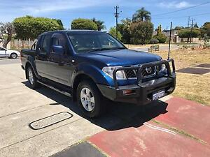 Nissan navara 2011 Dianella Stirling Area Preview