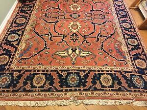 Persian Carpet Heriz